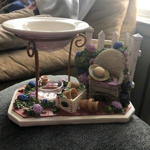 Yankee Candle tart warmer